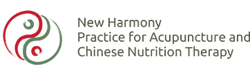 Logo New Harmony Practice for Acupuncture and Chinese Nutrition Therapy